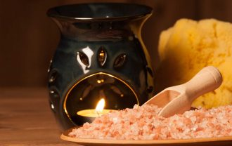 Where does Himalayan salt come from